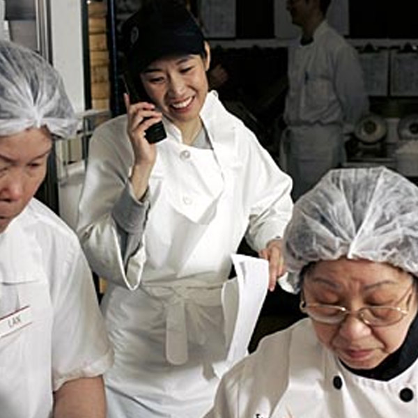 Yank Sing restaurant chefs