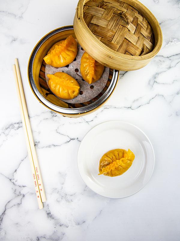 Savory Vegetable Dumpling